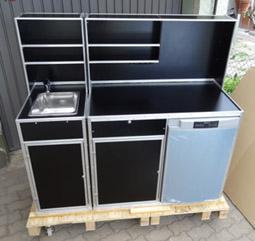 Individuelle kuchenlosungen nach kundenwunsch garten for Kompaktküche